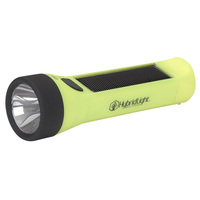 Hybrid Light Solar Flashlight 160 with Charger