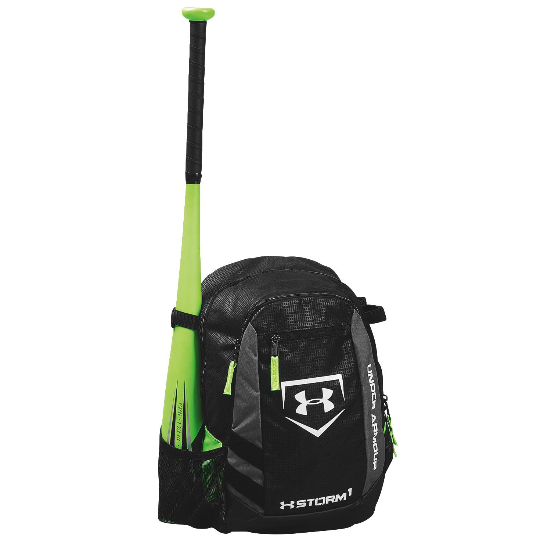 Under Armour Hustle Junior T-Ball Backpack  46cbd9a40b836
