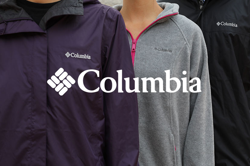 Columbia - People standing in Columbia Jackets