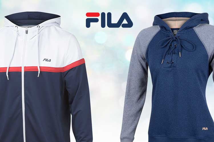 Youth Winter Jacket Sale - Picture of Fila Apparel