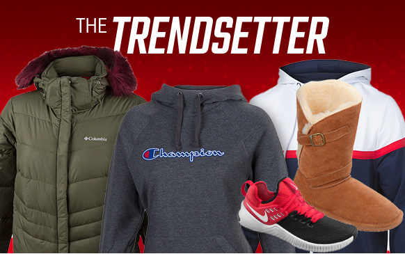 2018 Holiday Gift Guide | Apparel and Footwear