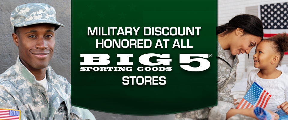 Get The Military Discount