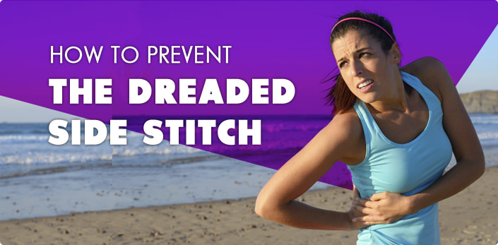 How to Prevent the Dreaded Side Stitch